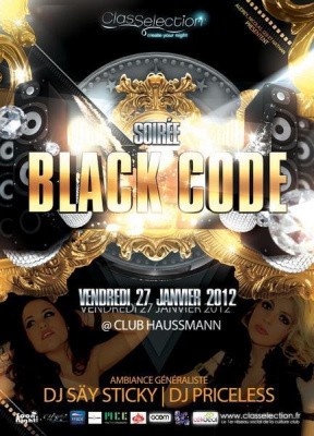 ClasSelection : Black Code