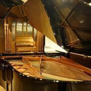 """Quart de Finale """"Les Virtuoses du Coeur"""" - Récital de piano - programme classique"""