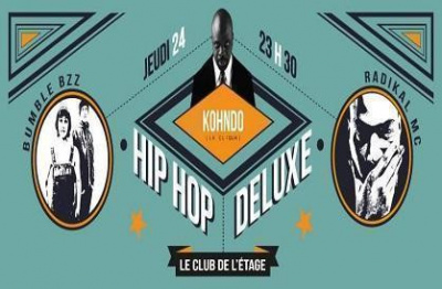 Hip Hop de Luxe Bumble Bzz/Radikal Mc