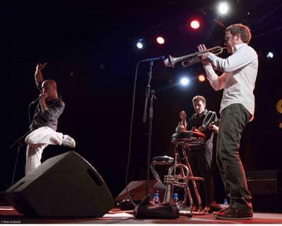 Jazz à la Cité - Trio Rom / Schaerer / Eberle