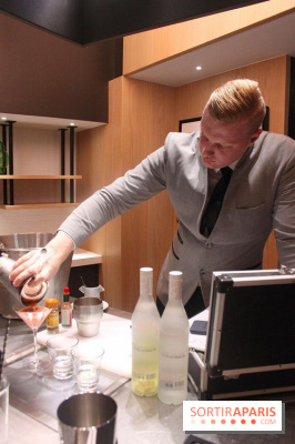 Ateliers cocktails au Cinq Codet