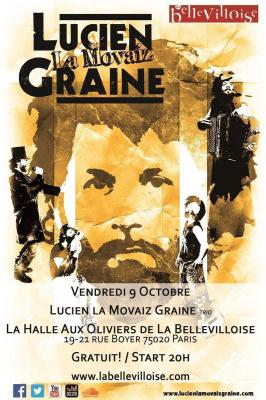 Lucien la Movaiz Graine TRIO