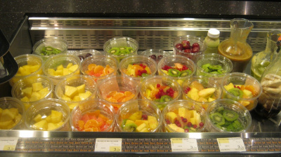 Dish of the Day, Salade de fruits