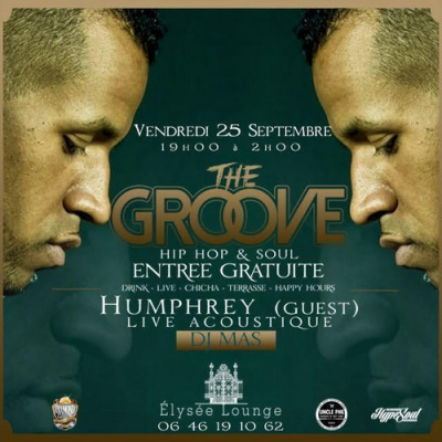 THE GROOVE AFTERWORK