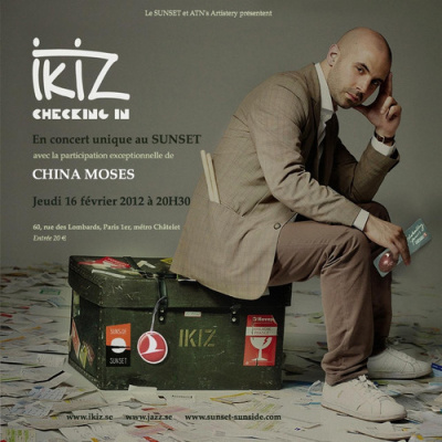 IKIZ invite China MOSES
