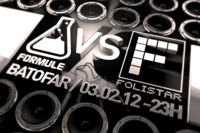 FOLISTAR VS. FORMULE w/ DIGIKID84 + GUESTS