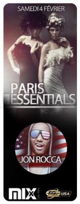 Paris Essentials @ Mix Club