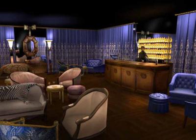 Le bar éphémère Cointreau Privé par Alexis Mabille
