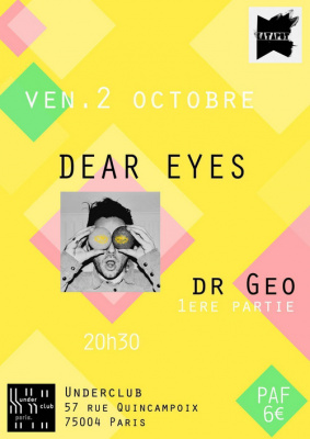 Dr Geo + Dear Eyes