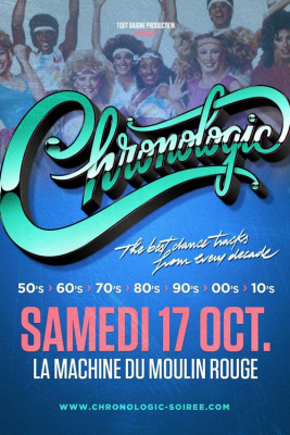 Chronologic #20 - la time machine musicale