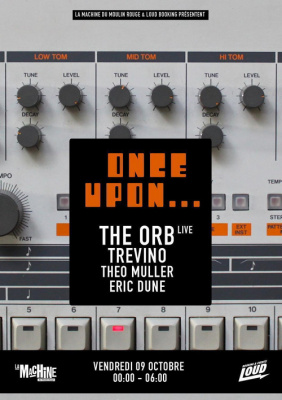 Once Upon... The Orb (Live), Trevino, Theo Muller & Eric Dune