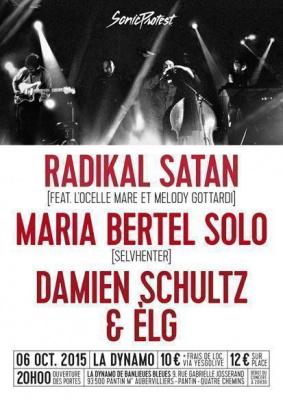 Radikal Satan (feat. Thomas Bonvalet & Melody Gottardi)