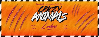 Linkers Episode 2 - CRAZY ANIMALS