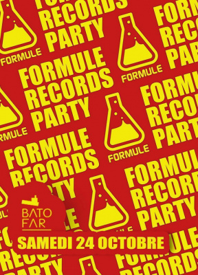 FORMULE RECORDS PARTY w/ THE BEATANGERS + ADAM POLO + LAZY FLOW + C.VEN @ BATOFAR