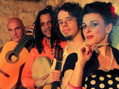 PINGO DE CHORO Soirée Brésil dans le cadre du festival JAZZ SUR SEINE 2015