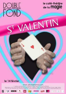 La St Valentin, une soirée originale et magique !
