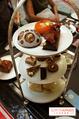 Le Tea Time Vegan du Shangri-La