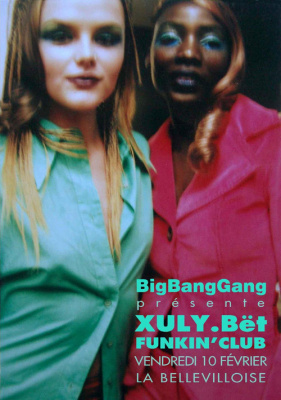 Big Bang Gang party feat XULY.Bët Funkin'Club