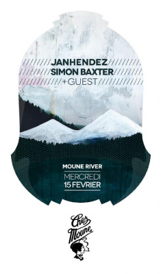 MOUNE RIVER w/ Jan Hendez & Simon Baxter