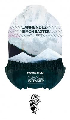 MOUNE RIVER w/ Jan Hendez & Simon Baxter