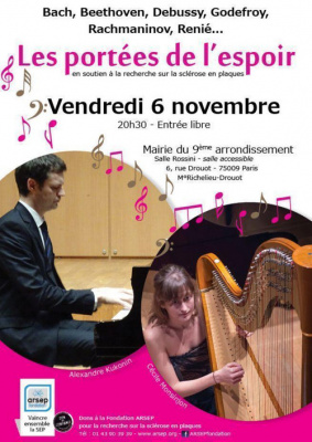 Récital piano et harpe