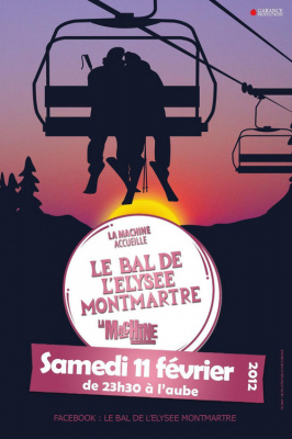 LE BAL DE L'ELYSEE MONTMARTRE