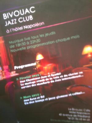 Duo Chanteuse Jazz et Synthé