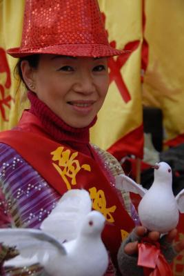 Défilé Chinois