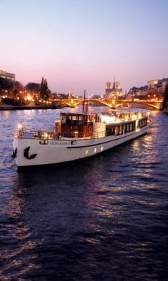 La Saint Valentin sur le Don Juan II avec Yachts de Paris