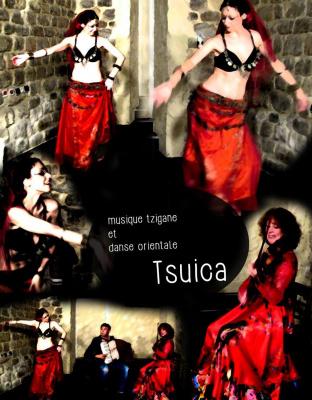 Musique tzigane et danse orientale