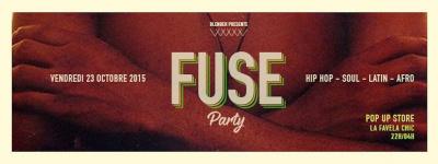 FUSE PARTY // YAN KESZ / SONIKEM