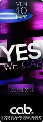 Yes We Cab