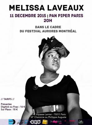 Aurores Montréal : Mélissa Laveaux + The Seasons