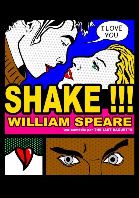 Shake !!! William Speare