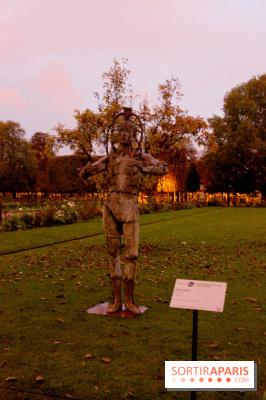 Fiac 2015 le hors les murs au jardin des tuileries for Fiac 2015 jardin des tuileries