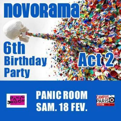 Novorama 6th Birthday Party 2