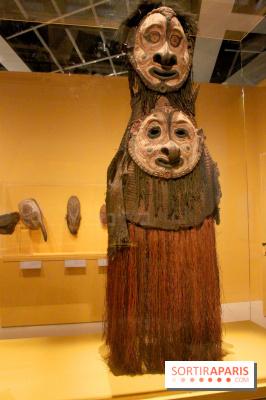 SEPIK, l'exposition au Musée du Quai Branly