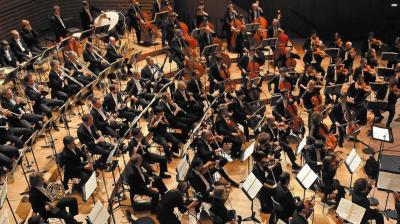 Concert L'âge d'or des compositeurs Hollywoodiens (France Musique / Sacem)