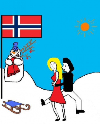 Soirée Norvégienne