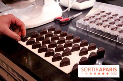 Le Salon du Chocolat 2015