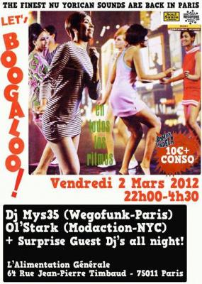 Let's boogaloo! NY