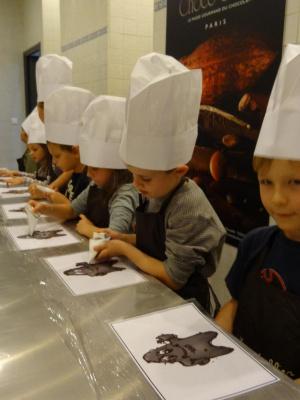 Choco-Story, les ateliers pour enfants de Pâques au Musée Gourmand du Chocolat