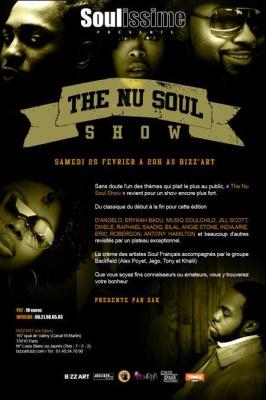 The Nu Soul Show