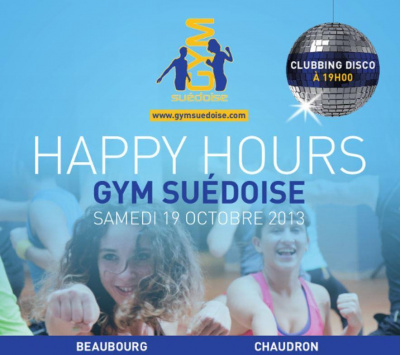 les Happy hours Gym Suédoise