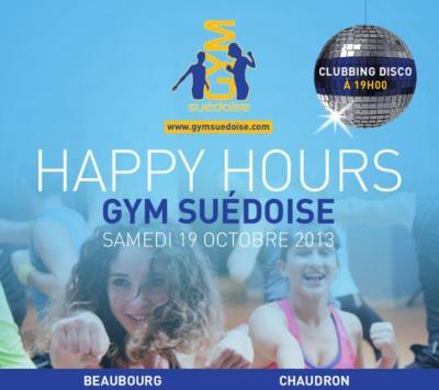 les Happy hours Gym Suédoise