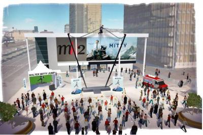 La Vie Rêvée de Walter Mitty : Découvrez le Walter Mitty Jump !