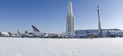 Les vacances de Noël au Musée de l'Air et de l'Espace