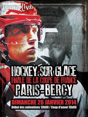 Finale de la coupe de france de hockey sur glace 2014 paris bercy - Final coupe de france hockey 2015 ...