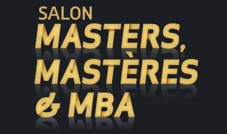 Salon Spécial Masters, mastères et MBA 2014