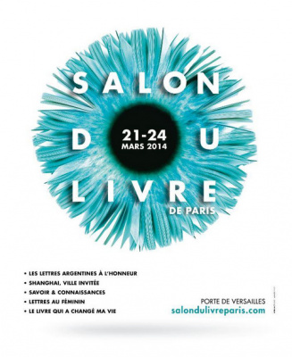 Salon du Livre 2014 à Paris